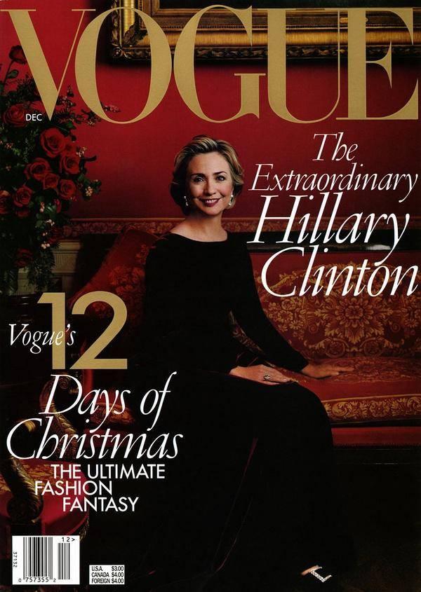 美国当选副总统上《VOGUE》引争议?全球最有权势的女性教你职场怎么穿