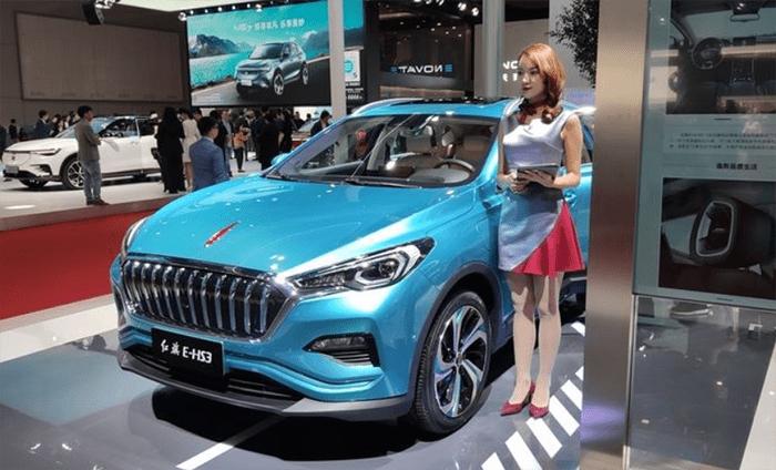"""""""大哥""""来了!红旗的许多车型将在2021年广州国际采购车展上亮相"""