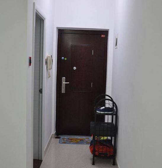晒晒6万装的新房,全屋只刷大白墙,客厅不吊顶,简单舒适还省钱