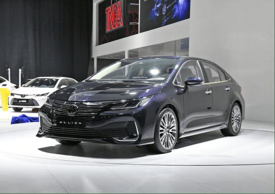 原厂卡罗拉和亚洲龙之后为什么还需要一汽丰田ALLION?