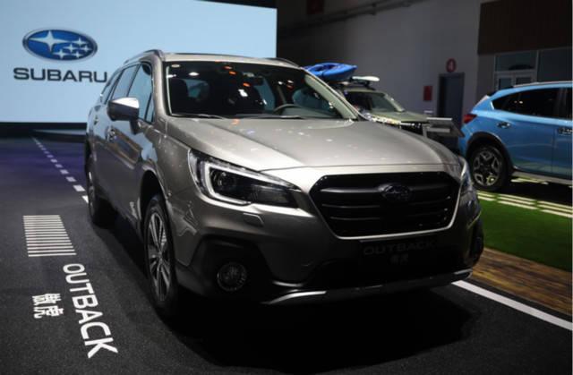 SUV车型持续升温,斯巴鲁2021 Outback Outback人气高