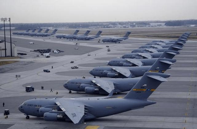 坐拥200架战机,却没有场地起飞,训练得租用别国基地