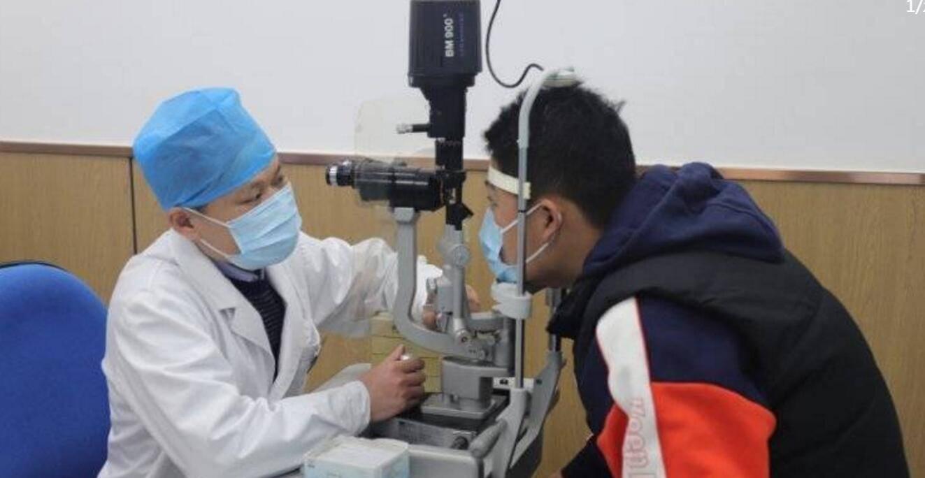青岛眼科医院的屈光科在寒假期间迎来了一个小高峰 专家提醒:合理规划早期检查