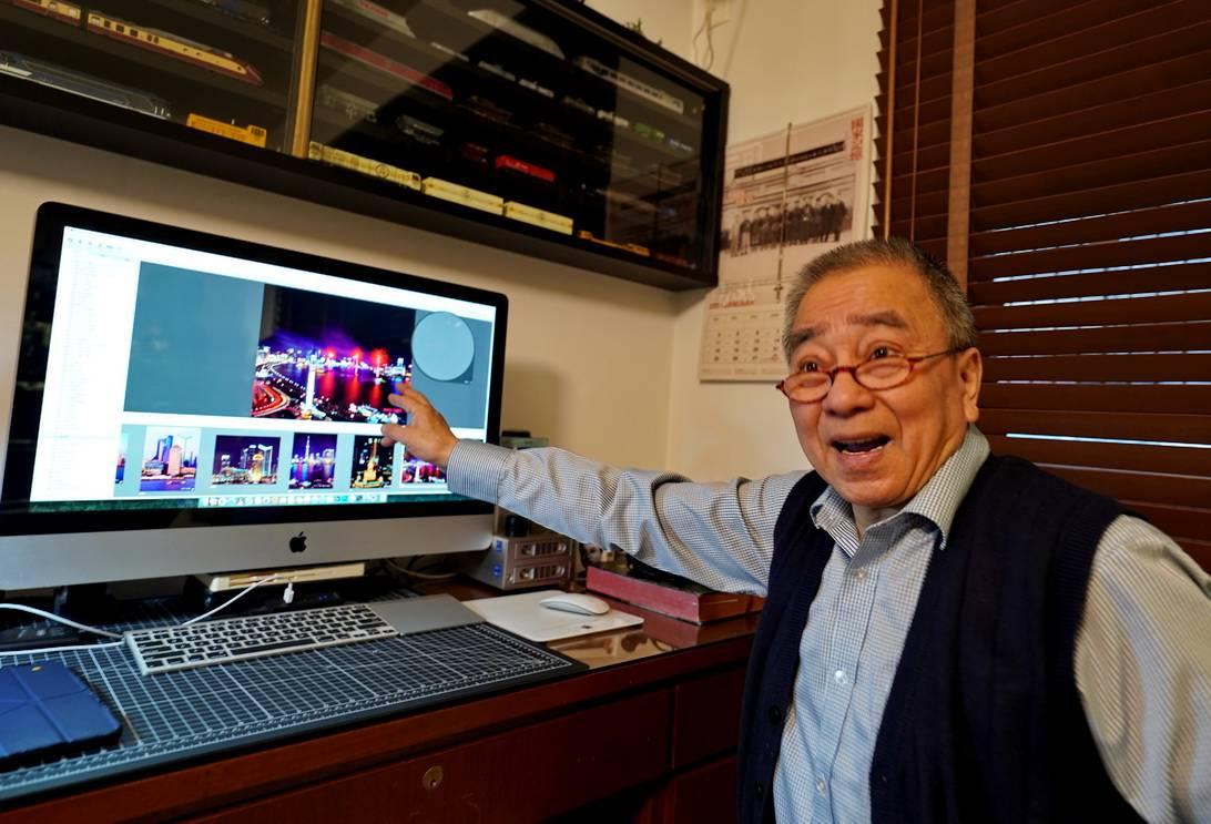 上海奇人:造十一台相机不承认是工匠,买几柜子器材又说不搞收藏