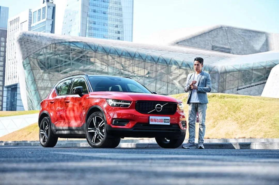 原装豪华安全性能,这款北欧SUV据说是年轻人的首选!