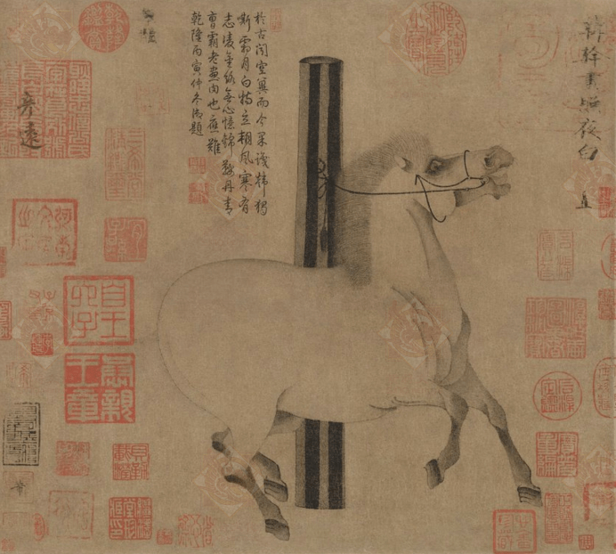 趣读古画:你有没有一匹和你性格相像的马?