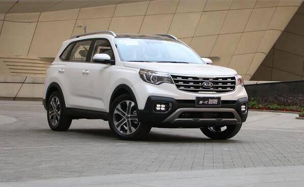 原创新一代SUV智能跑,专为中国人设计,起亚能靠它掉头吗?