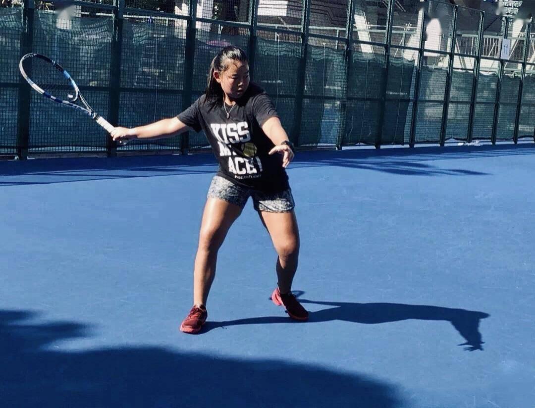 从英国到上海,用网球叩开世界名校大门的女孩:特长+学术,她是如何做到的?