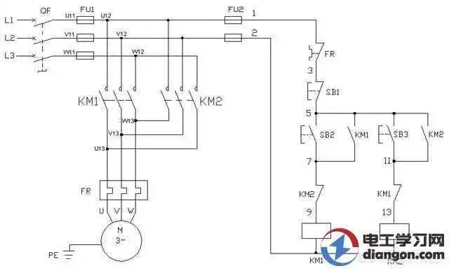 你觉得电气图纸怎么样?阅读电路图的技