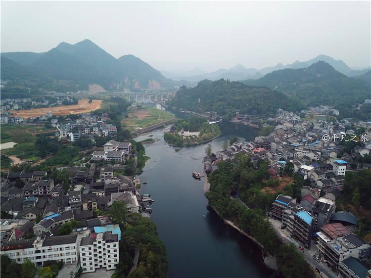 沈从文笔下的那座湘西小城,其实也是个鸡鸣三省之地