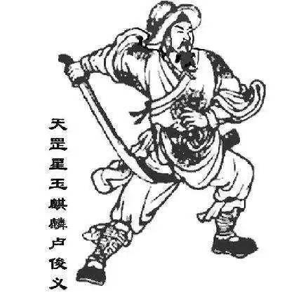 他才是水浒第一高手,一拳解决武松不在话下,林冲也要跪下叫师傅