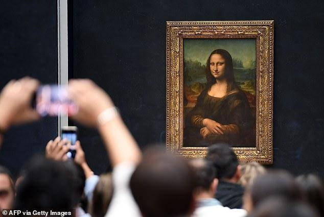 法国商人建议开价500亿卖掉《蒙娜丽莎》 筹款应对疫情_中欧新闻_欧洲中文网