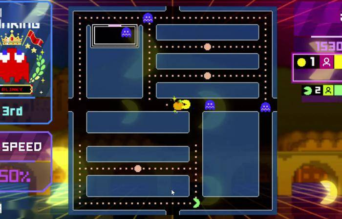 一代经典游戏吃豆人将于6月登陆Twitch 成为网页版游戏