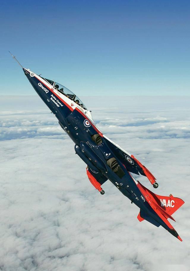 """垂直起降飞行控制探索先驱(一),VAAC""""鹞""""式战斗机测试平台"""