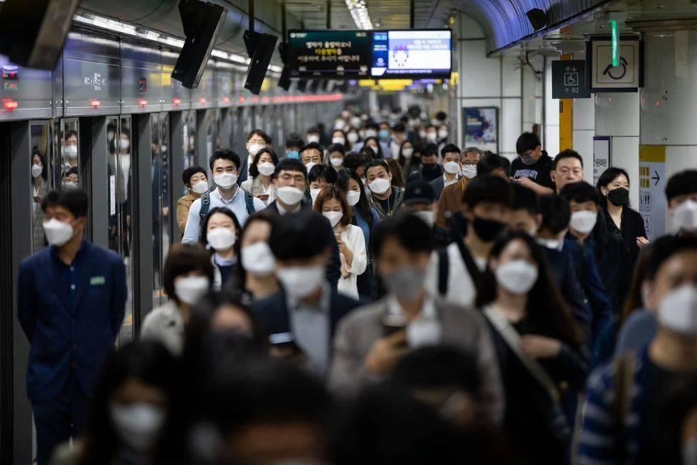韩国疫情反弹?单日新增53天来最多,电商公司聚集感染