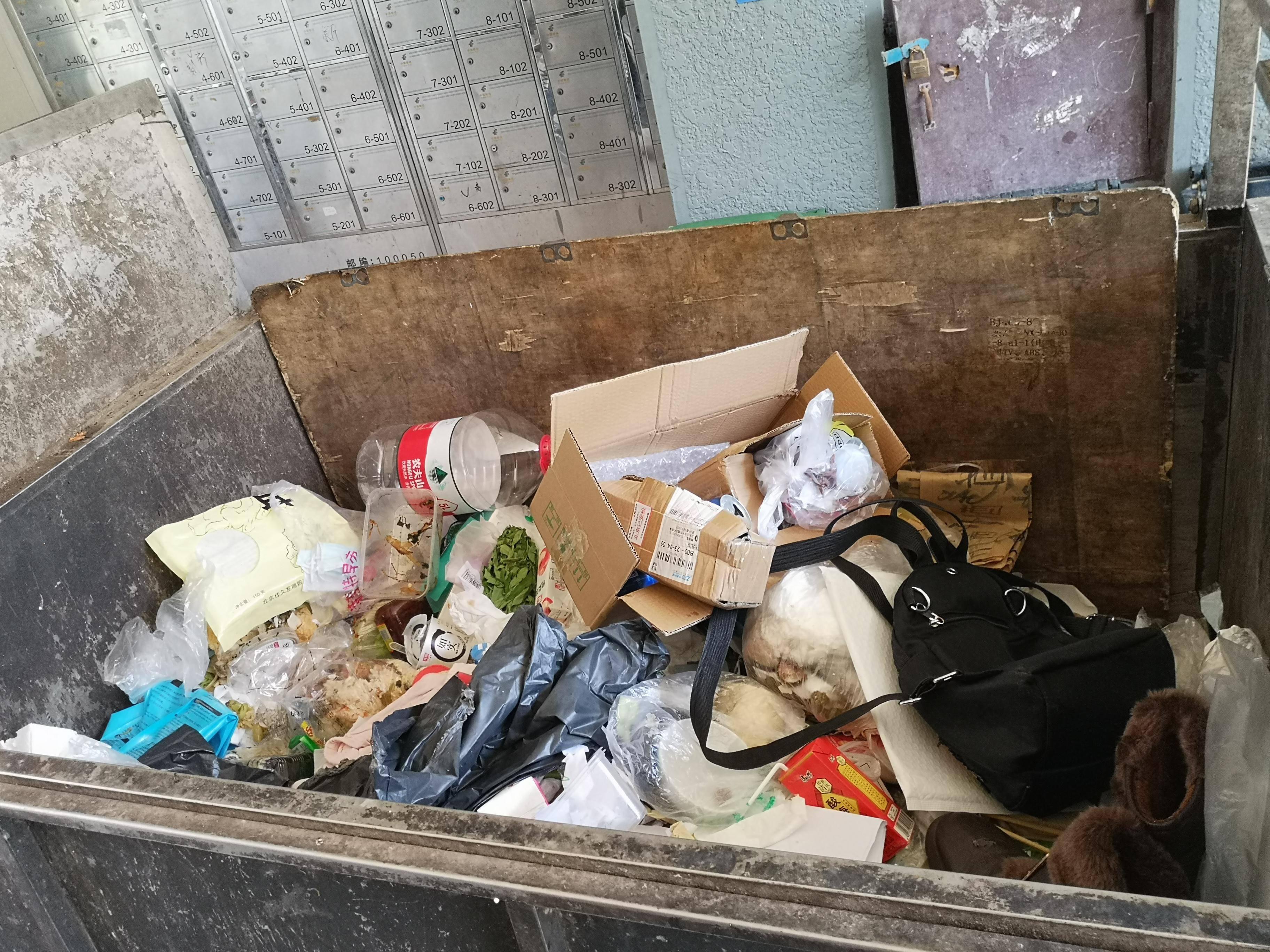 北京多社区垃圾分类未落地,混投无人罚|垃圾分类满月考