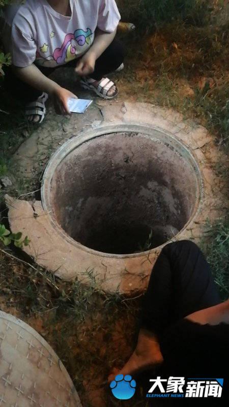 郑州3岁女童窨井坠亡续:事发井盖为塑料材质,疑有质量问题