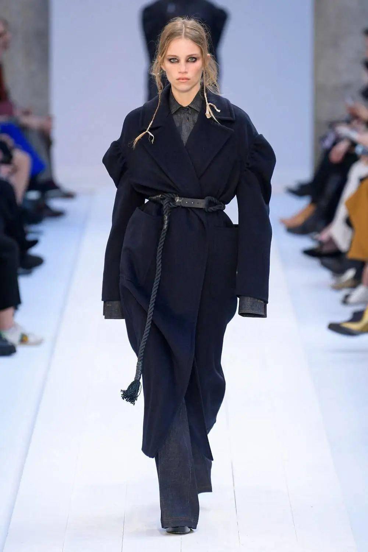 MaxMara(麦丝玛拉)2020秋冬成衣系列!