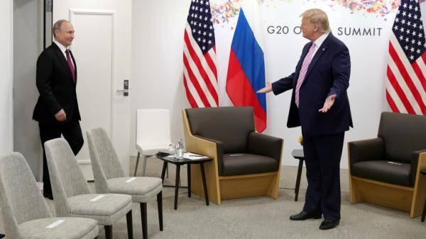 <b>美俄总统通电话 克宫:普京还没决定参加G7峰会</b>