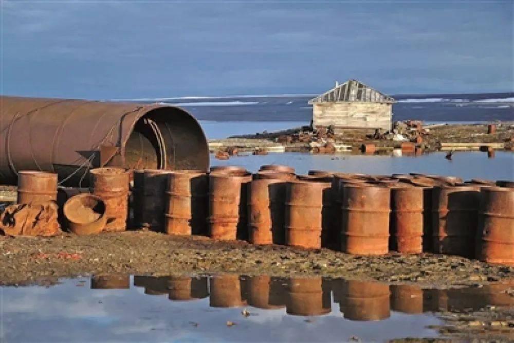 俄将全面组建生态分队清理军事垃圾