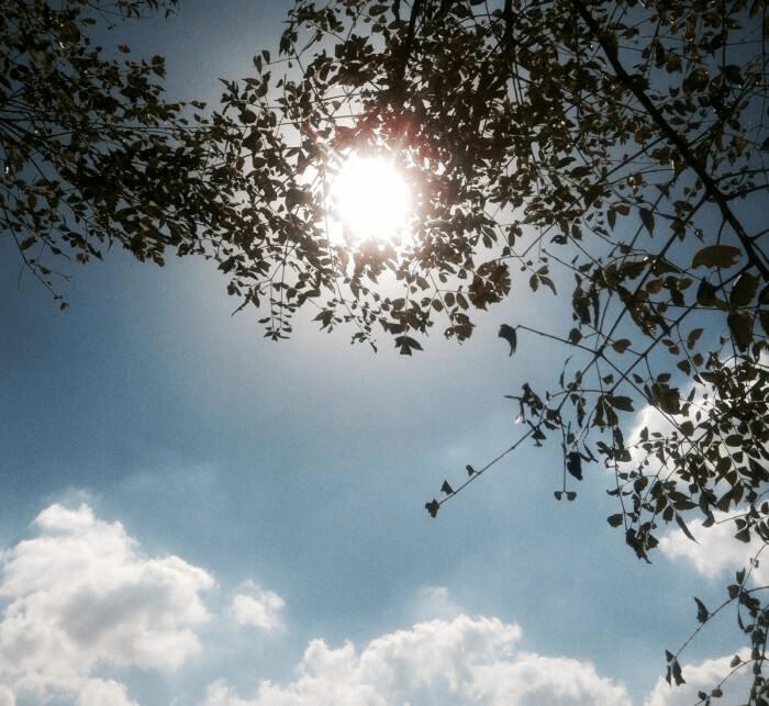 天空为什么是蓝色的? 夜空又为什么是黑色的?