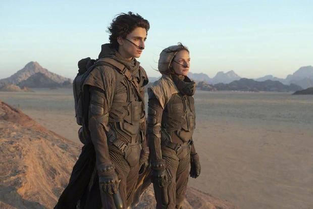 """《沙丘》攝影師想要""""忘掉""""《星戰》"""