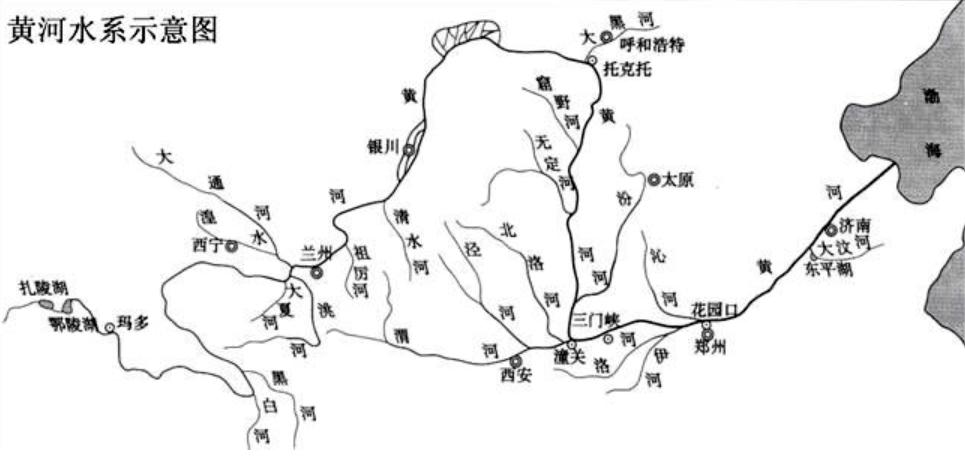 地图 简笔画 手绘 线稿 965_468