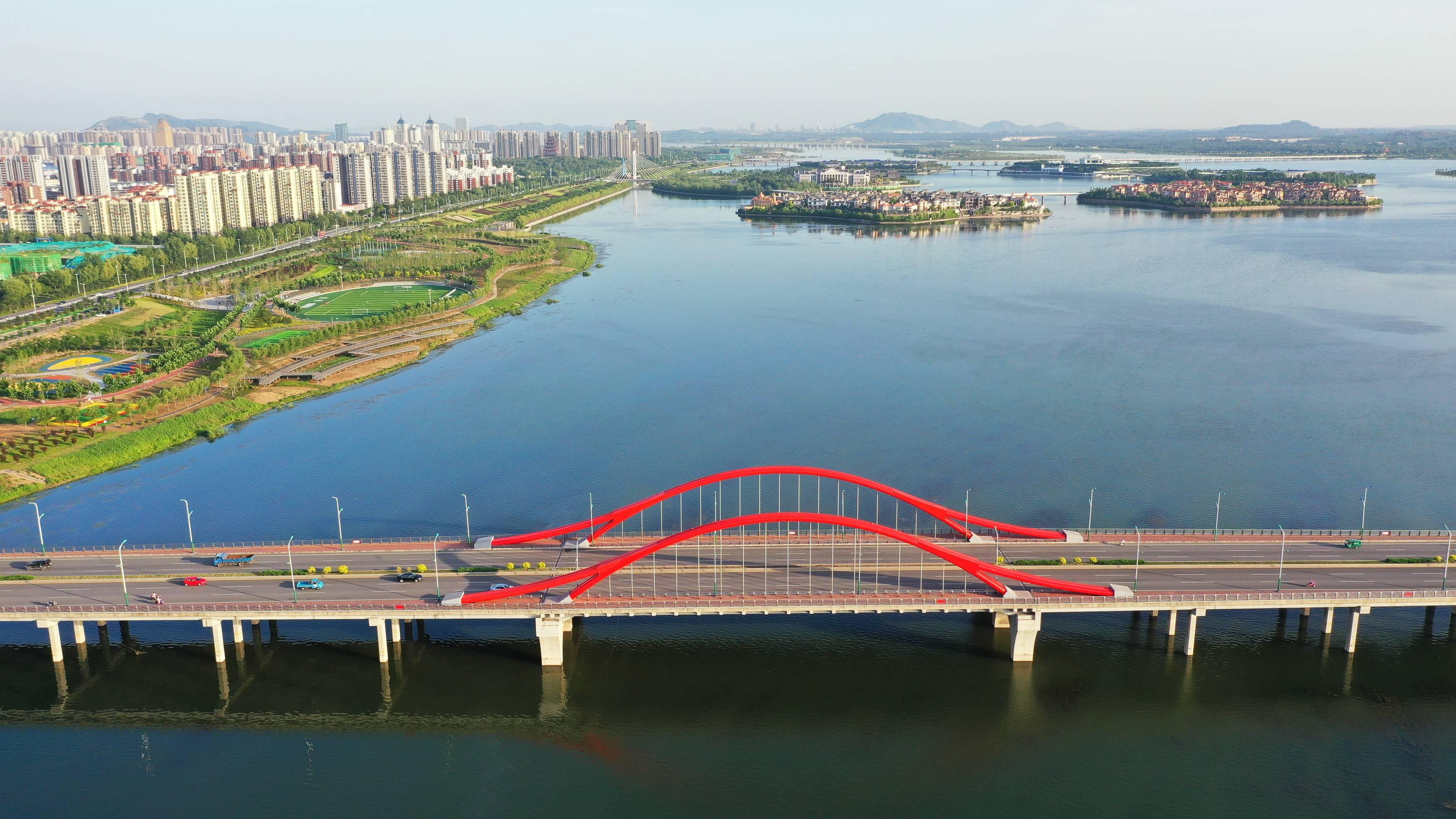 河北迁安:推进水美城市建设 助力绿色发展