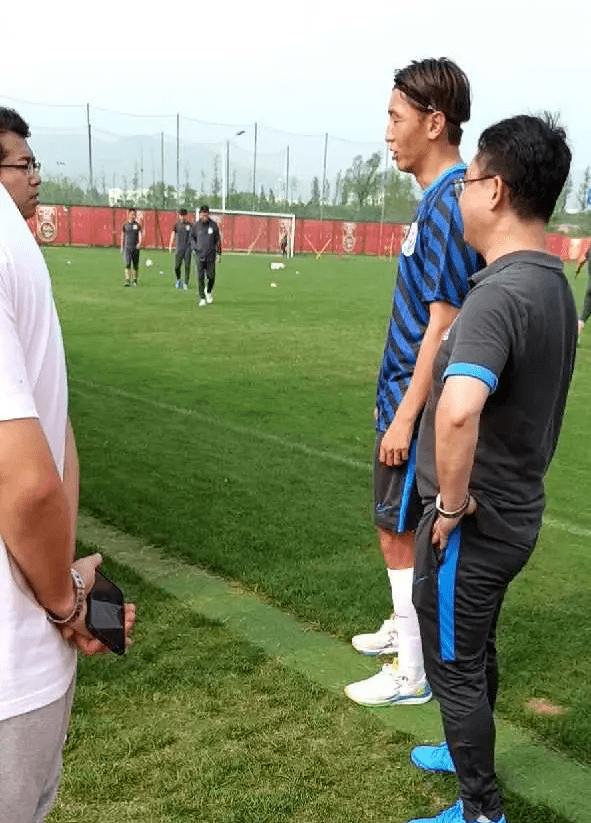 """杨旭加盟申花,这就""""实锤""""了?"""