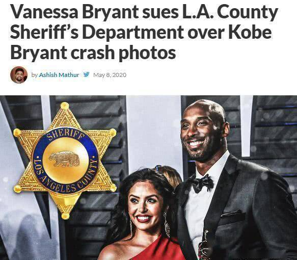 瓦妮莎心碎!她起诉的公司获救济金 对公司愤怒还是不满媒体?