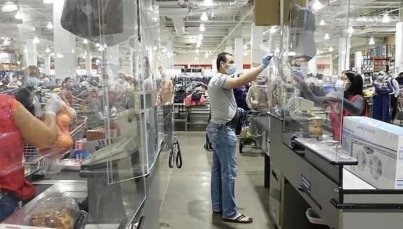 美国巴西新增确诊共近9万,苹果将再次关闭部分美国门店,俄罗斯东方经济论坛取消|国际疫情观察(6月20日)
