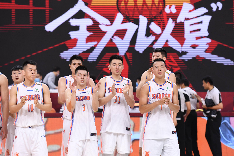 篮球——CBA复赛第一阶段:四川五粮金樽胜天津先行者