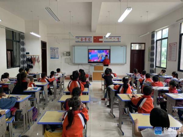 贵州紫云:《中小学德育学堂》进校园利用互联网+夯实思政教育