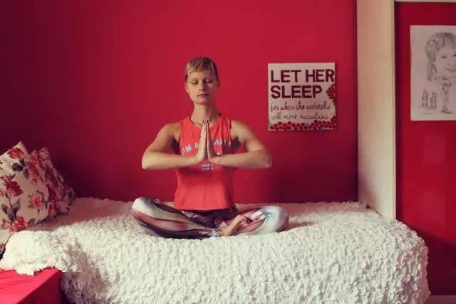 早晨瑜伽6体式,清肠塑形! 初级健身 第8张