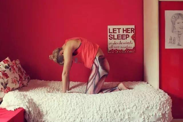 早晨瑜伽6体式,清肠塑形! 初级健身 第4张
