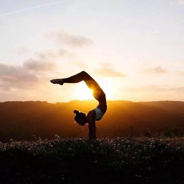 收腹瘦腰其实很简单,每天练瑜伽5分钟! 减肥窍门 第7张