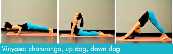 经络不通代谢慢?这套流瑜伽序列舒展全身,越练越年轻! 减肥窍门 第4张