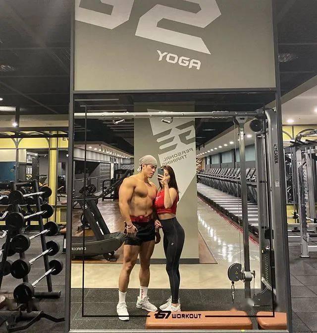 找个有肌肉的男朋友后,有多爽? 锻炼方法 第9张
