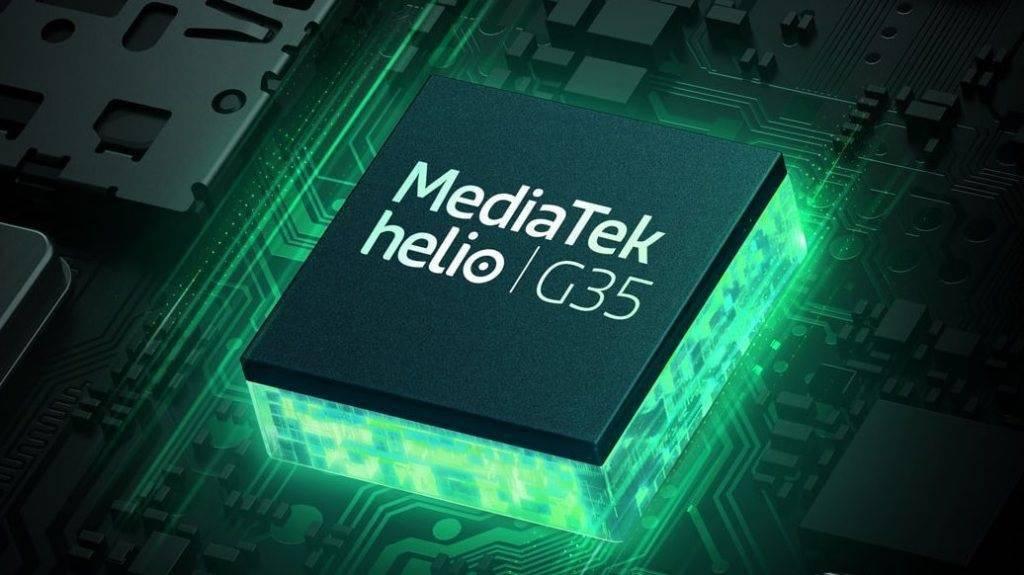 绝望老师联发科Helio G35/G25入门级芯片发布