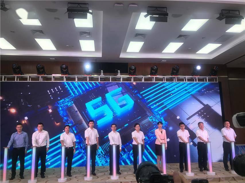 深圳 网络全覆盖 深圳龙岗区率先进入5G新时代
