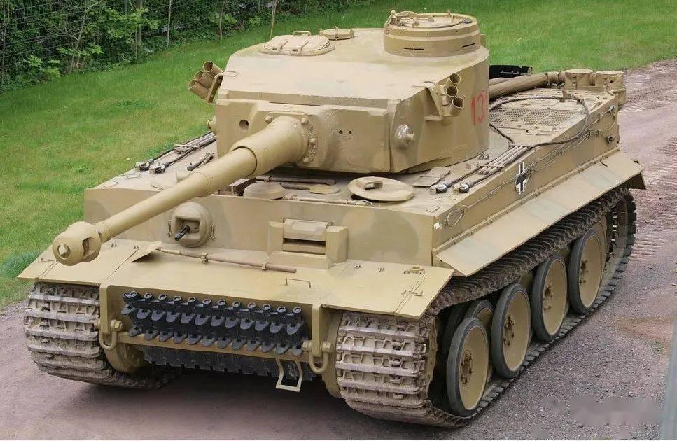 Panzer!那些幸存下来的老虎们——世界各地现存