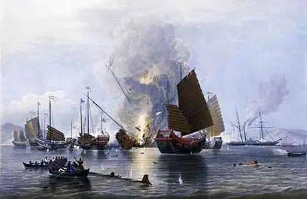 望厦条约,中美第一个不平等条约,美国从此肆无忌惮!