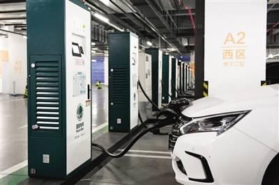 充电桩市场大幅放量 各路资本跑步入场