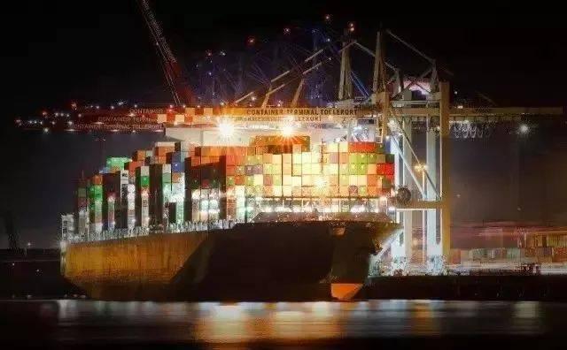 是货物署理(freight 上海运洋船务公司招