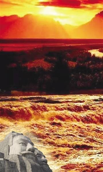 「黄河」仰韶与黄河,