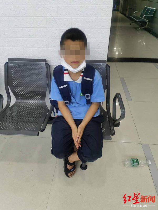 11岁男孩走失之谜:怀揣8元独自从成都坐高铁到广州 警方:系离家出走