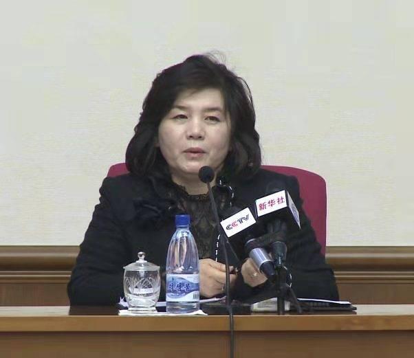 朝鲜副外相:没有必要与美方谈话 已制定管控美国长期威胁的方案