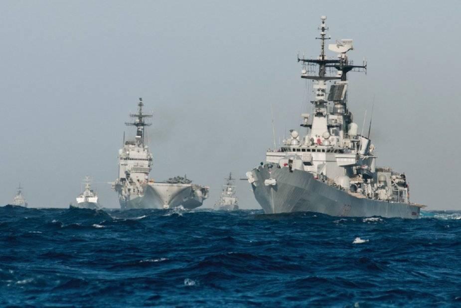 意大利海军在舰队更新计划框架内接收新系统_意大利新闻_意大利中文网