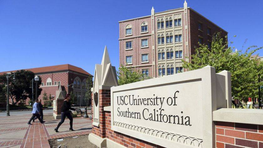 诉讼 ?美洛杉矶南加州大学加入诉讼行列 保护国际留学生权利