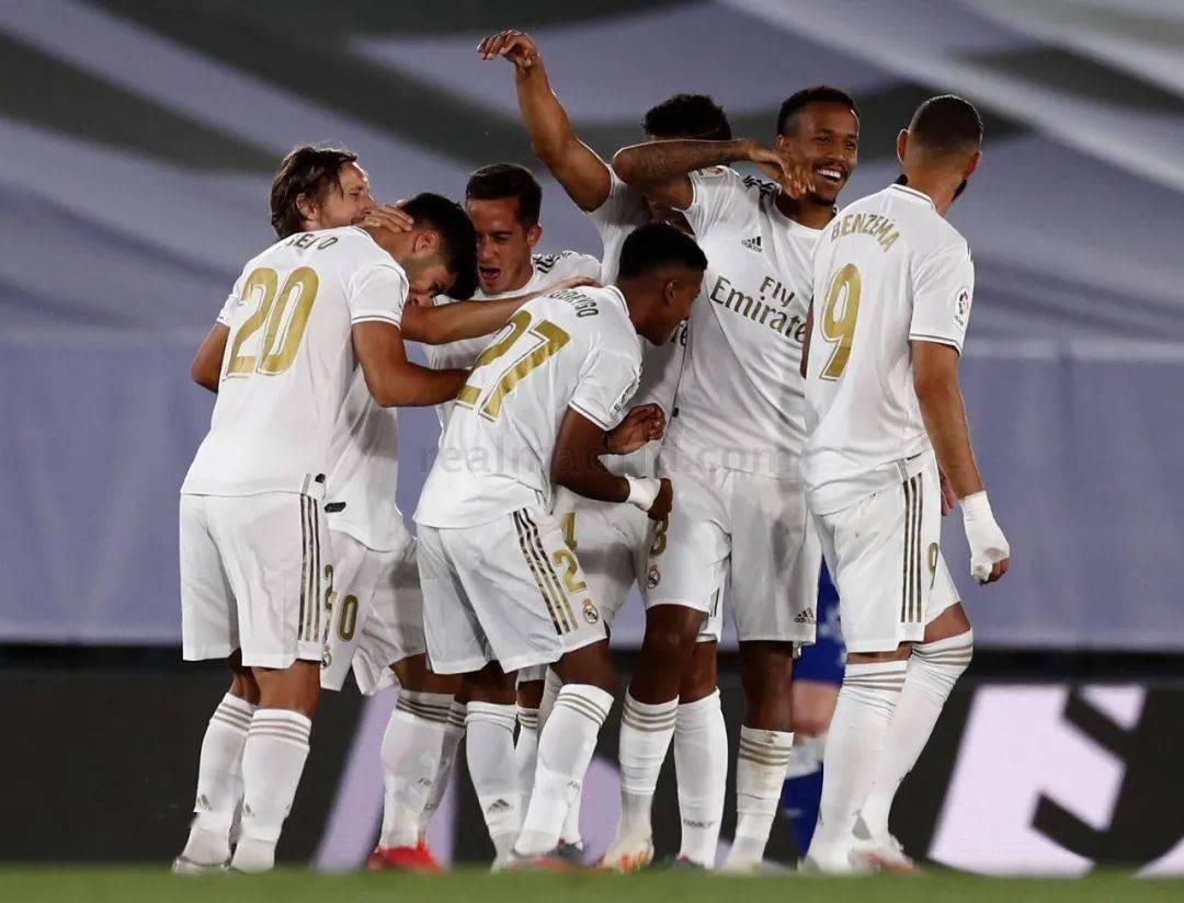 西甲|皇家马德里2-0阿拉维斯